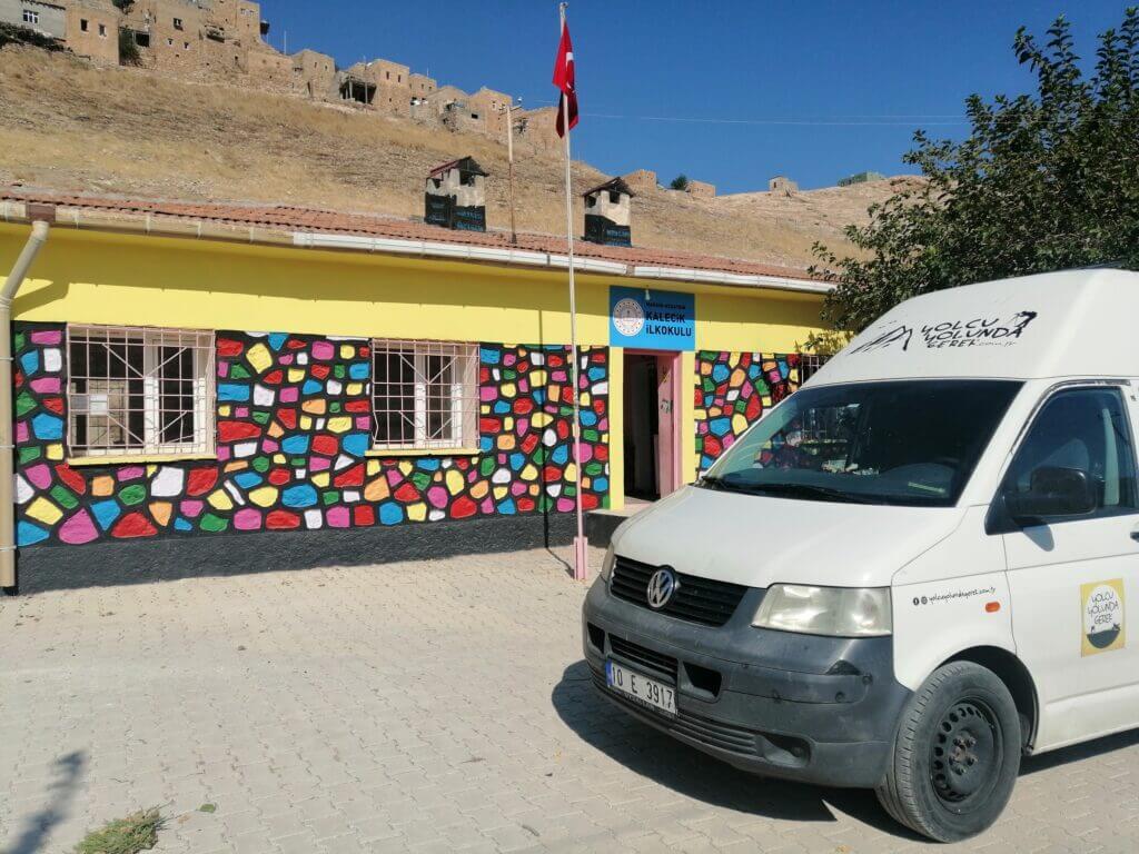 Kalecik Köyü İlkokulu