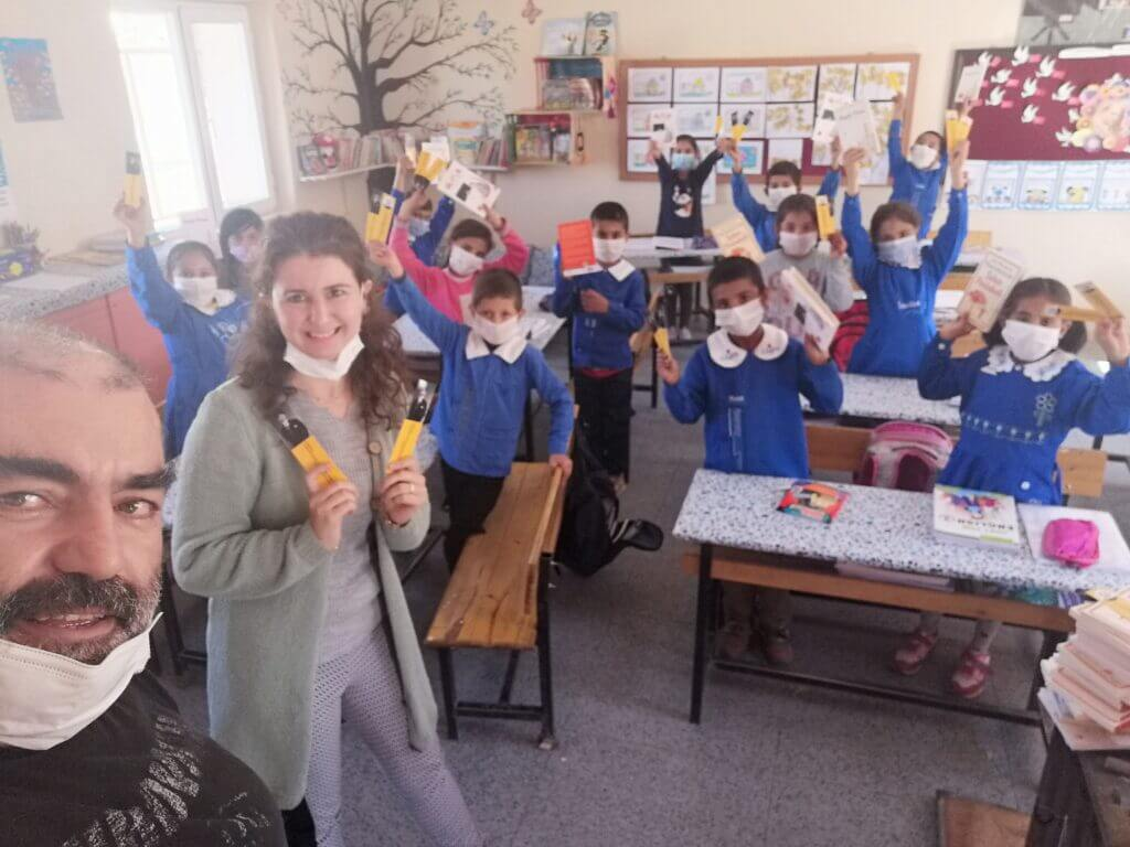 Yeşilağaç Köyü İlkokulu